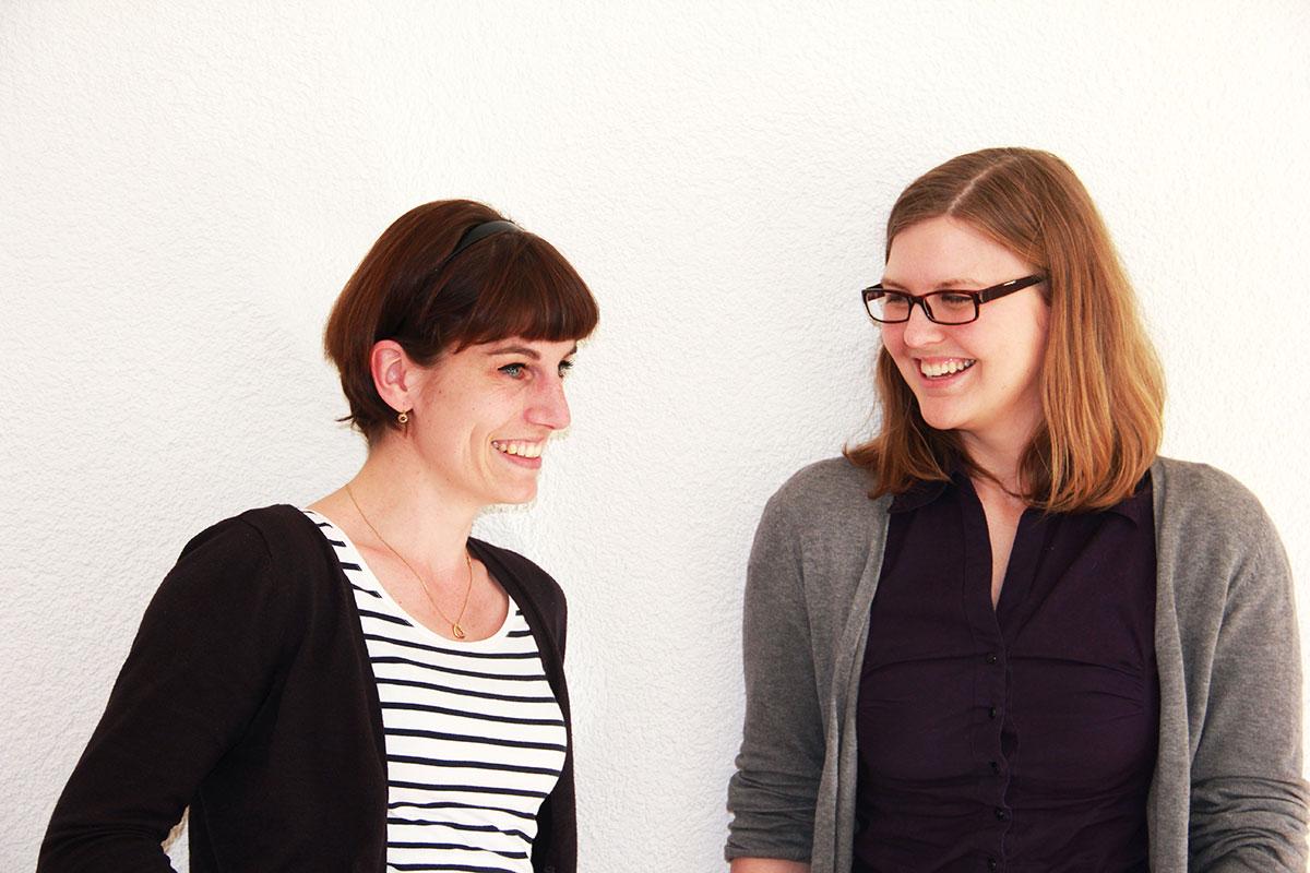 GO Logopädie - Franziska Gamringer & Sabine Oberpriller - Logopädinnen in Praxisgemeinschaft